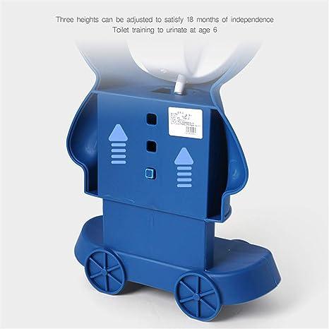 NROCF Lapin Mignon Petit Pot Gar/çons Toilette Mural Urinoir Boy Toilettes Stand-Up Pee Formateur