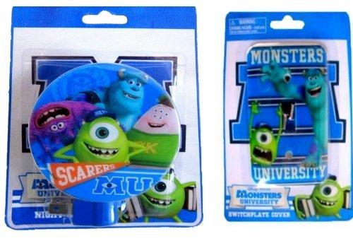 Disney Monsters University Night Light