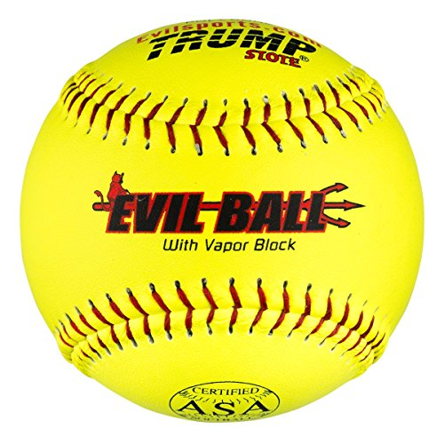 Trump/Evil Sports 1 Dozen Evil Ball ASA 12