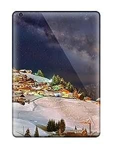 For DjtnCjE5415cFHZl Village Protective Case Cover Skin/ipad Air Case Cover