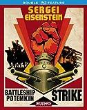 Sergei Eisenstein Double Feature: Battleship Potemkin & Strike [Blu-ray]