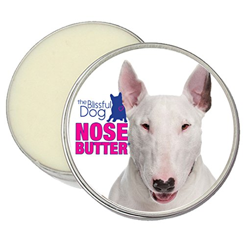 The Blissful Dog Bull Terrier Nose Butter, 8-Ounce