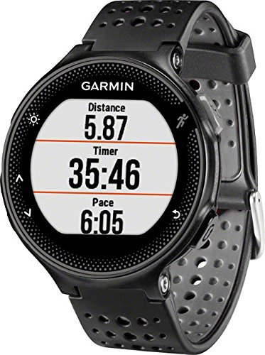 Garmin Forerunner 235 Black/Grey, One Size by Garmin