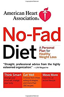 American Heart Association No Fad Diet A Personal Plan For Healthy Weight Loss