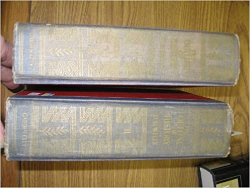 2 Volumes The Outline of History