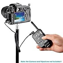 Neewer CellsII-N Transmitter Receiver for Nikon DSLR Series,Witstro series, Godox V850 V860, Neewer TT850 TT860