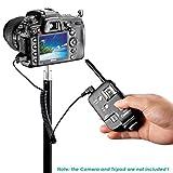 Neewer CellsII-N High Sync Speed Wireless Flash Strobe Trigger Transmitter Receiver for Nikon DSLR Series,Witstro Series,Godox V850 V860,Neewer TT850 TT860