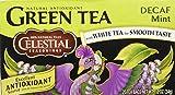 Celestial Seasonings Decaf Mint Green Tea Bags – 20 ct Review