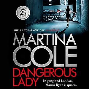 Dangerous Lady Audiobook