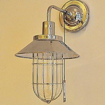 Mini-Aplique de pared 1 lámpara de jaula Mill š Š Sime 220 V ...