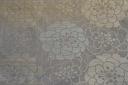 Tessuto per divani e tendaggi a metraggio colore beige largo cm