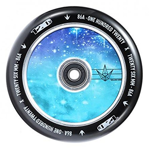 Envy Scooters Hollow Core Wheels 120mm (Pair) (Galaxy)