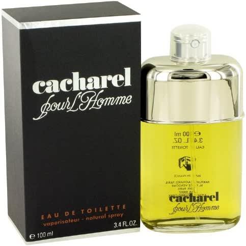 Cacharel by Cacharel for Men 3.4 oz Eau De Toilette Spray