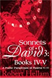 Sonnets of David 3, Robert Hellam, 0595284124