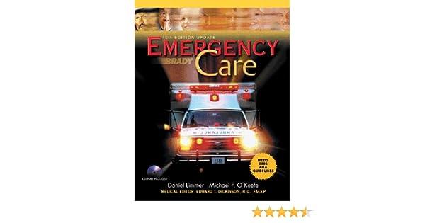 Emergency care (brady)12th edition youtube.
