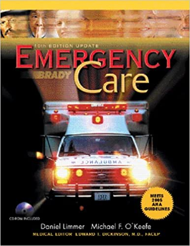 Brady emergency care aha 10th updated edition 9780131593909 brady emergency care aha 10th updated edition 9780131593909 medicine health science books amazon fandeluxe Images