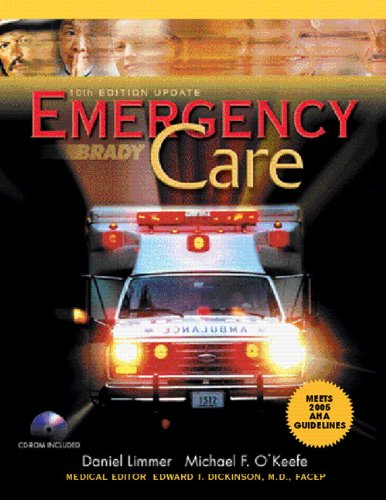 Brady Emergency Care AHA, 10th Updated Edition
