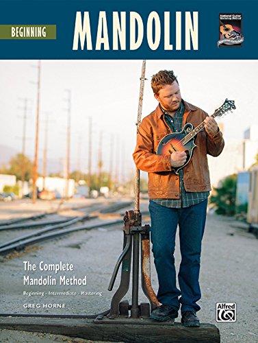 The Complete Mandolin Method (Book & CD) by Greg Horne (2-Jan-2004) Paperback ()