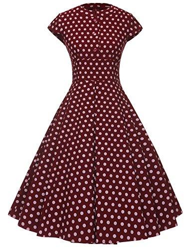 new look 50s dress - 9