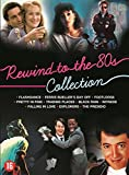 Rewind to the 80s Collection - 10-DVD Box Set ( Flashdance (Flash dance) / Ferris Bueller's Day Off / Footloose (Foot loose) / Pretty in Pink / Trad [ NON-USA FORMAT, PAL, Reg.2 Import - Netherlands ]
