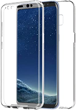 PLANETMOVIL [[ Compatible con Samsung Galaxy S8 + Plus ]] Funda de ...