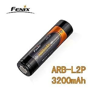 Fenix ARB-L2P 18650 3200 mAh 3,6 V batería recargable Li-ion