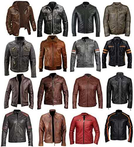 0fade3668 Shopping 3 Stars & Up - Leather & Faux Leather - Jackets & Coats ...
