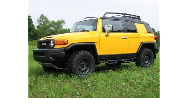 n-fab t0654fj Nerf Paso Rueda para rueda para Toyota FJ Cruiser (suave): Amazon.es: Coche y moto