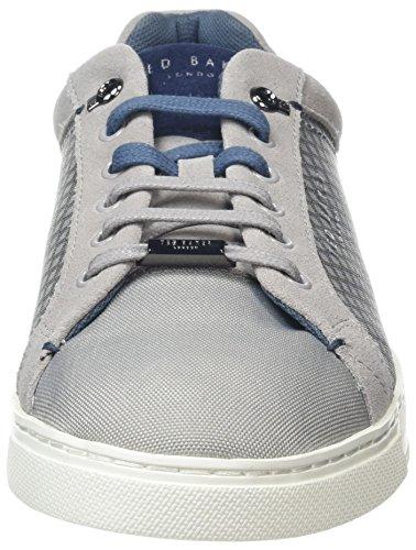 Zapatillas Grey Ted para Hombre Sarpio Baker Gris FxFqYEaw