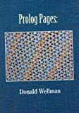 Prolog Pages, Donald Wellman, 0980887380
