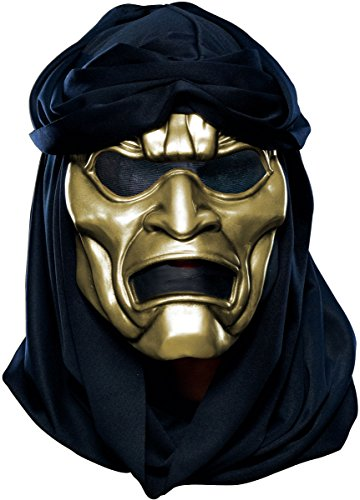 Immortals Mask Costume Accessory (Persian Immortal Costume)