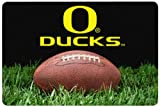 GameWear NCAA Oregon Ducks Classic Football Pet Bowl Mat, Large