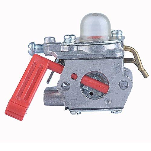 HIPA 308054043 308054028 Carburetor for Ryobi RY09053 RY09055 RY09056 RY09800 Blower RY28020 RY28021 RYRY28025 RY28040 RY28041 String Trimmer Weed Eater