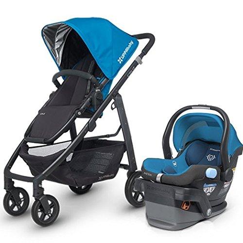 Uppa-Baby-Cruz-Stroller-w-Mesa-Infant-Car-Seat
