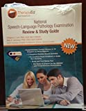 img - for National Speech-Language Pathology Examination Review & Study Guide book / textbook / text book