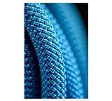 Black Diamond 9.9 Climbing Rope - Dual Blue 40m