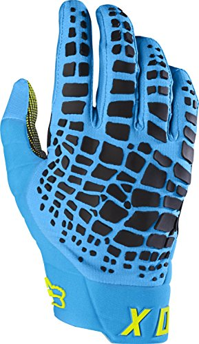 2018 Fox Racing 360 Grav Gloves-Blue-2XL