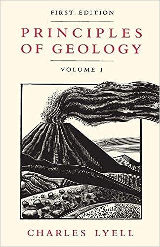 Resultado de imagen de el libro de Lyell Principles of Geology