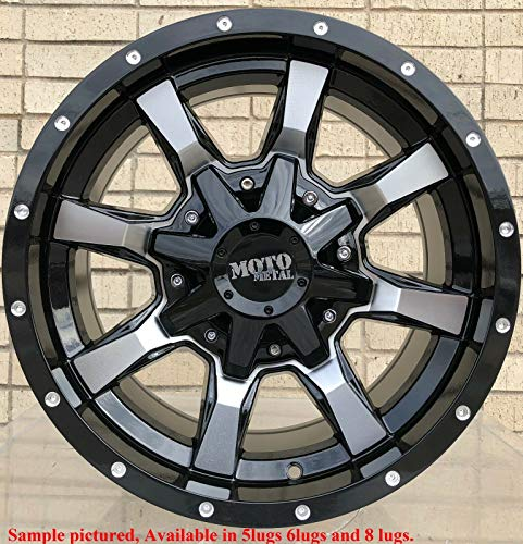 """AM 4 New 18"""" Wheels Rims for Toyota TRD Land Cruiser Sequoia Tundra -3017"""