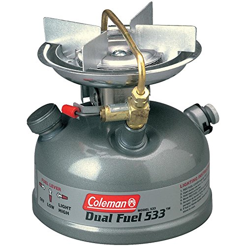 Dual Fuel Stove
