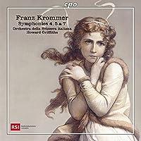 Krommer: Symphonies 4, 5 & 7
