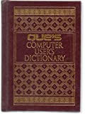 Que's Computer User's Dictionary, Bryan Pfaffenberger, 0840768478