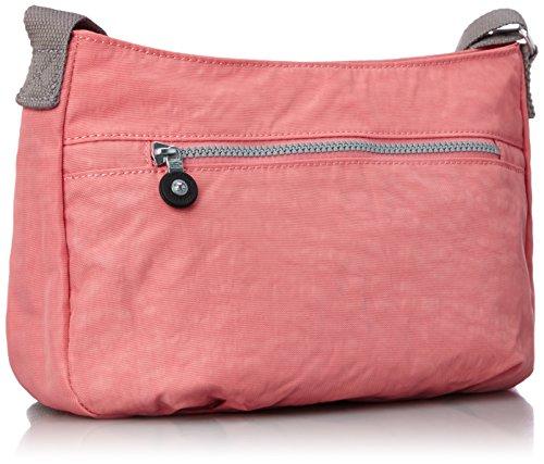 C 5 Body H Syro Floral cm Summery Kipling 00S 22 B Cross Women's 10v x Bag Pink Multicolor T x x Blush Pink x 12 31 Z4nwqt0