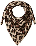 Collection XIIX Women's Leopard Bandana, Pebble Beach, One Size