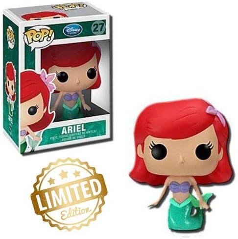 디즈니 시리즈 3: Ariel 인어 공주 비닐 피규어 / 디즈니 시리즈 3: Ariel 인어 공주 비닐 피규어