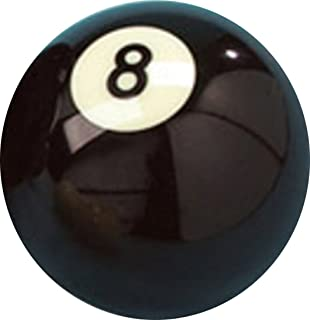 Clampack Biliard Single No 8 Black 2 Pool Cue Snooker Table Top Quality Ball by OSG