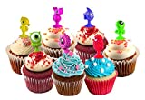 TheWorldMart Cupcake Toopers Childrens Party Pastry Decoration Birthays ...
