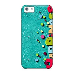 Waterdrop Snap-oncases For Iphone 5c