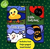 download ebook finger puppet friends: little duck, little ladybug, little lamb, and little bee! (little finger puppet board books) by chronicle books (2007-01-25) pdf epub
