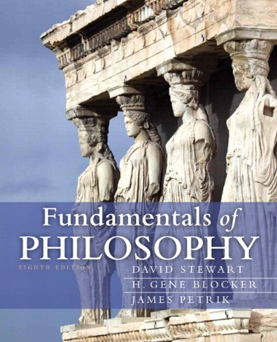 Fundamentals of Philosophy Plus MySearchLab with eText -- Access Card Package (8th Edition) (MyThinkingLab Series)